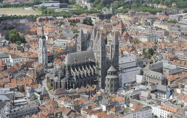 La cité aux 5 clochers
